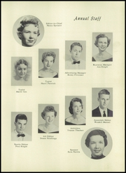 Page 7, 1957 Edition, Madison Mayodan High School - Falcon Yearbook (Madison, NC) online yearbook collection