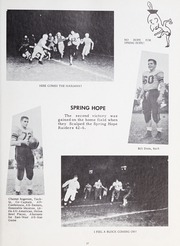 Page 41, 1953 Edition, Ahoskie High School - Chief Yearbook (Ahoskie, NC) online yearbook collection