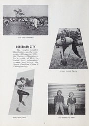 Page 46, 1953 Edition, Ahoskie High School - Chief Yearbook (Ahoskie, NC) online yearbook collection