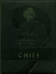1954 Edition, Ahoskie High School - Chief Yearbook (Ahoskie, NC)