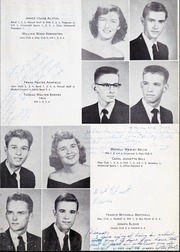 Page 17, 1955 Edition, Ahoskie High School - Chief Yearbook (Ahoskie, NC) online yearbook collection