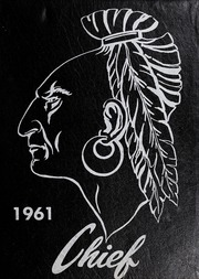 Ahoskie High School - Chief Yearbook (Ahoskie, NC) online yearbook collection, 1961 Edition, Page 1
