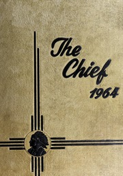 Ahoskie High School - Chief Yearbook (Ahoskie, NC) online yearbook collection, 1964 Edition, Page 1