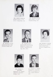 Page 15, 1965 Edition, Ahoskie High School - Chief Yearbook (Ahoskie, NC) online yearbook collection