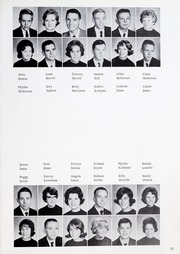 Page 61, 1965 Edition, Ahoskie High School - Chief Yearbook (Ahoskie, NC) online yearbook collection