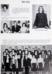 Page 71, 1965 Edition, Ahoskie High School - Chief Yearbook (Ahoskie, NC) online yearbook collection