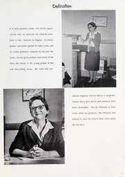 Page 9, 1965 Edition, Ahoskie High School - Chief Yearbook (Ahoskie, NC) online yearbook collection