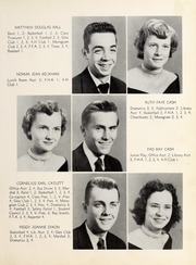 Page 11, 1955 Edition, Franklinton High School - Franoca Yearbook (Franklinton, NC) online yearbook collection