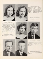 Page 12, 1955 Edition, Franklinton High School - Franoca Yearbook (Franklinton, NC) online yearbook collection