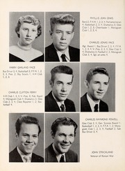 Page 14, 1955 Edition, Franklinton High School - Franoca Yearbook (Franklinton, NC) online yearbook collection