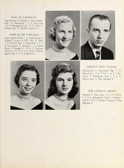 Page 15, 1955 Edition, Franklinton High School - Franoca Yearbook (Franklinton, NC) online yearbook collection