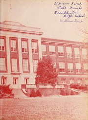 Page 3, 1955 Edition, Franklinton High School - Franoca Yearbook (Franklinton, NC) online yearbook collection