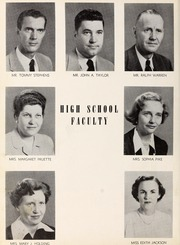 Page 8, 1955 Edition, Franklinton High School - Franoca Yearbook (Franklinton, NC) online yearbook collection