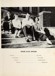 Page 9, 1955 Edition, Franklinton High School - Franoca Yearbook (Franklinton, NC) online yearbook collection