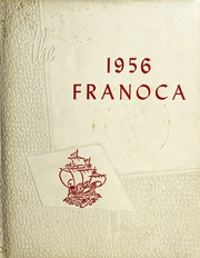 1956 Edition, Franklinton High School - Franoca Yearbook (Franklinton, NC)