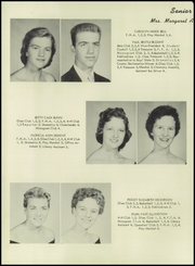 Page 10, 1958 Edition, Franklinton High School - Franoca Yearbook (Franklinton, NC) online yearbook collection