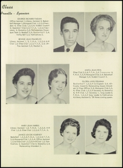 Page 11, 1958 Edition, Franklinton High School - Franoca Yearbook (Franklinton, NC) online yearbook collection