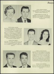 Page 12, 1958 Edition, Franklinton High School - Franoca Yearbook (Franklinton, NC) online yearbook collection