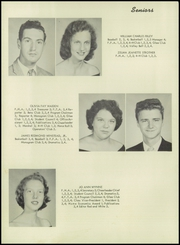 Page 14, 1958 Edition, Franklinton High School - Franoca Yearbook (Franklinton, NC) online yearbook collection