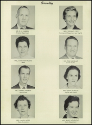 Page 8, 1958 Edition, Franklinton High School - Franoca Yearbook (Franklinton, NC) online yearbook collection