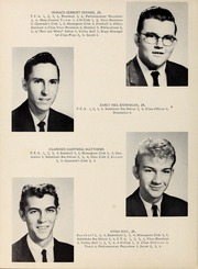 Page 14, 1959 Edition, Franklinton High School - Franoca Yearbook (Franklinton, NC) online yearbook collection