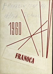 1960 Edition, Franklinton High School - Franoca Yearbook (Franklinton, NC)