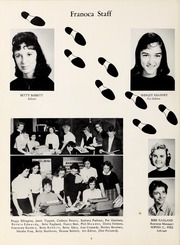 Page 8, 1960 Edition, Franklinton High School - Franoca Yearbook (Franklinton, NC) online yearbook collection