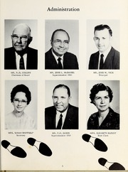 Page 9, 1960 Edition, Franklinton High School - Franoca Yearbook (Franklinton, NC) online yearbook collection