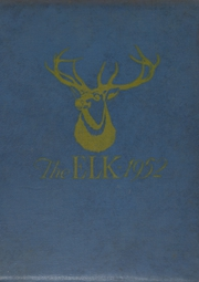 Page 1, 1952 Edition, Elkin High School - Elk Yearbook (Elkin, NC) online yearbook collection