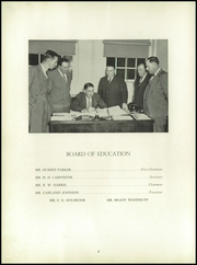 Page 10, 1952 Edition, Elkin High School - Elk Yearbook (Elkin, NC) online yearbook collection