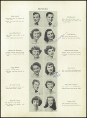 Page 13, 1952 Edition, Elkin High School - Elk Yearbook (Elkin, NC) online yearbook collection