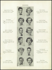 Page 15, 1952 Edition, Elkin High School - Elk Yearbook (Elkin, NC) online yearbook collection