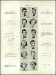 Page 16, 1952 Edition, Elkin High School - Elk Yearbook (Elkin, NC) online yearbook collection