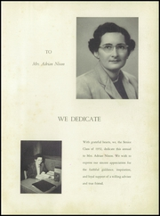 Page 7, 1952 Edition, Elkin High School - Elk Yearbook (Elkin, NC) online yearbook collection