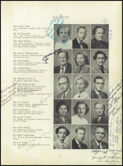 Page 9, 1952 Edition, Elkin High School - Elk Yearbook (Elkin, NC) online yearbook collection