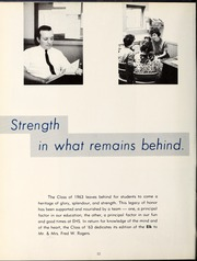Page 16, 1963 Edition, Elkin High School - Elk Yearbook (Elkin, NC) online yearbook collection