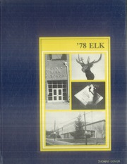 Page 1, 1978 Edition, Elkin High School - Elk Yearbook (Elkin, NC) online yearbook collection
