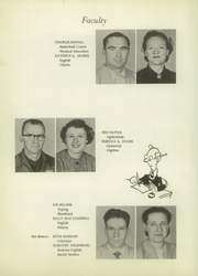 Page 10, 1956 Edition, Sylva High School - Hurricane Yearbook (Sylva, NC) online yearbook collection