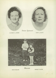 Page 12, 1956 Edition, Sylva High School - Hurricane Yearbook (Sylva, NC) online yearbook collection