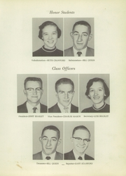 Page 13, 1956 Edition, Sylva High School - Hurricane Yearbook (Sylva, NC) online yearbook collection