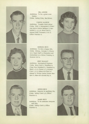 Page 14, 1956 Edition, Sylva High School - Hurricane Yearbook (Sylva, NC) online yearbook collection
