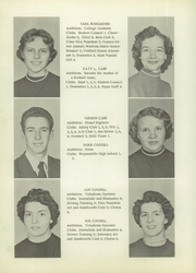 Page 16, 1956 Edition, Sylva High School - Hurricane Yearbook (Sylva, NC) online yearbook collection