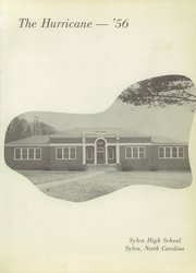 Page 5, 1956 Edition, Sylva High School - Hurricane Yearbook (Sylva, NC) online yearbook collection