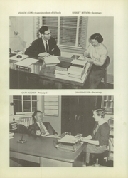 Page 8, 1956 Edition, Sylva High School - Hurricane Yearbook (Sylva, NC) online yearbook collection