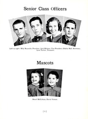 Page 12, 1952 Edition, Madison High School - Wildcat Yearbook (Marshall, NC) online yearbook collection