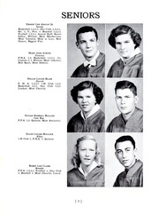 Page 13, 1952 Edition, Madison High School - Wildcat Yearbook (Marshall, NC) online yearbook collection