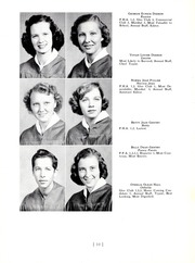 Page 14, 1952 Edition, Madison High School - Wildcat Yearbook (Marshall, NC) online yearbook collection