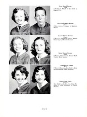 Page 16, 1952 Edition, Madison High School - Wildcat Yearbook (Marshall, NC) online yearbook collection