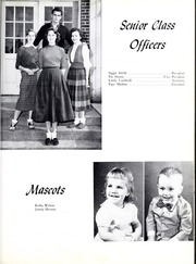 Page 17, 1953 Edition, Madison High School - Wildcat Yearbook (Marshall, NC) online yearbook collection