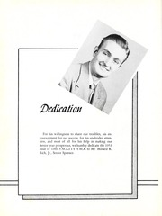 Page 8, 1953 Edition, Madison High School - Wildcat Yearbook (Marshall, NC) online yearbook collection